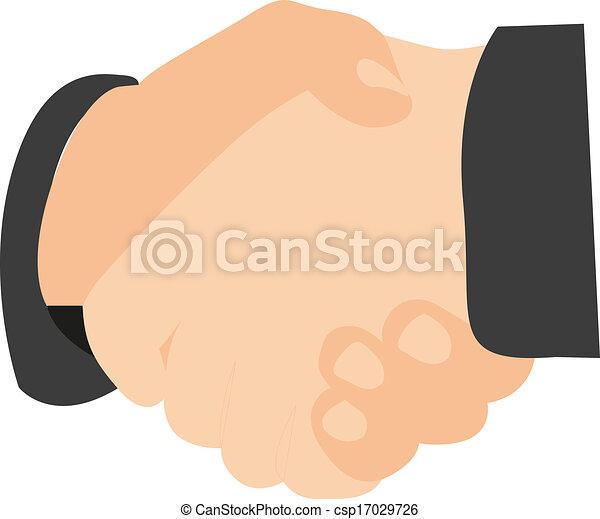握手 - csp17029726