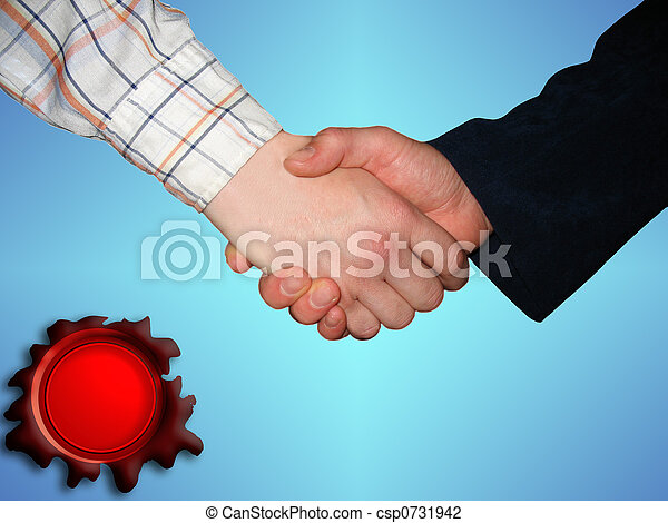 握手 - csp0731942