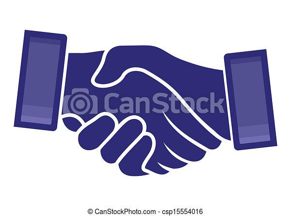 握手 - csp15554016