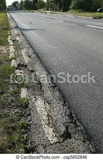損害, 路 - csp5652846