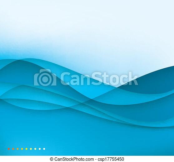 摘要, 波浪 - csp17755450