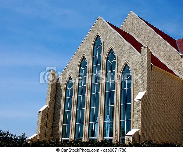 教会 - csp0671786