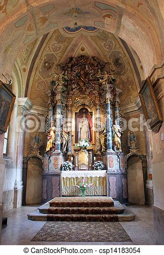 教会 - csp14183054