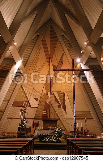 教会 - csp12907545