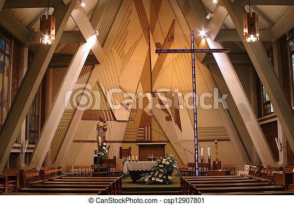教会 - csp12907801