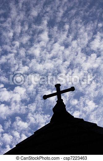 教会 - csp7223463