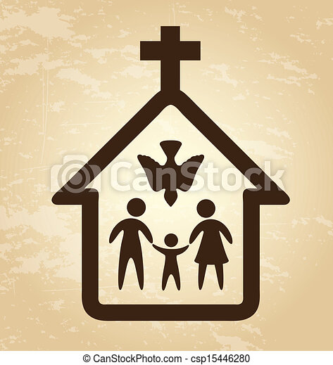教会, デザイン - csp15446280