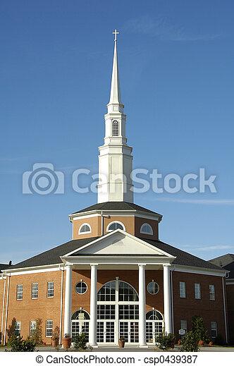 教会 - csp0439387