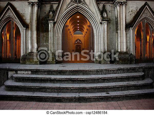 教会 - csp12486184