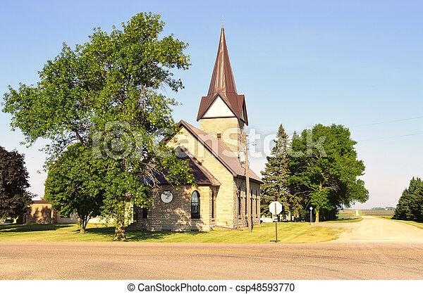 教会 - csp48593770