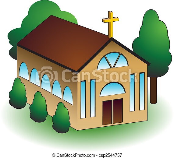 教会 - csp2544757