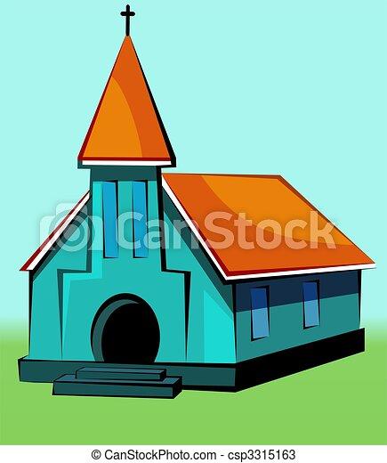 教会 - csp3315163