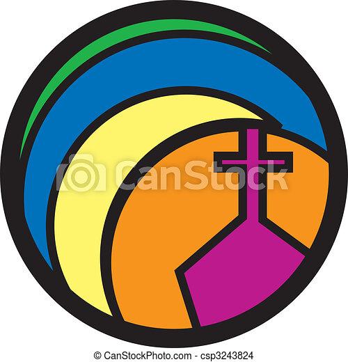 教会 - csp3243824