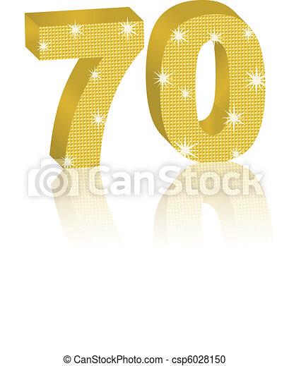 数, 70 - csp6028150