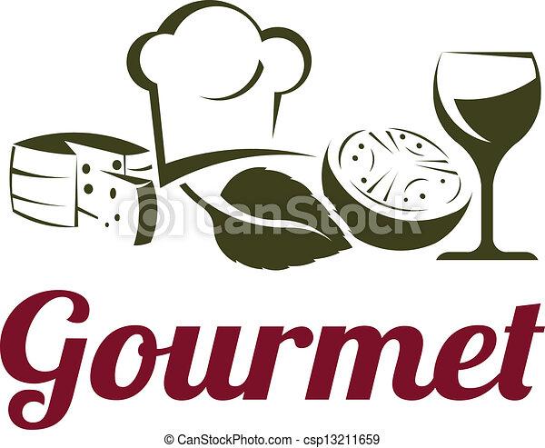 料理, 食通 - csp13211659