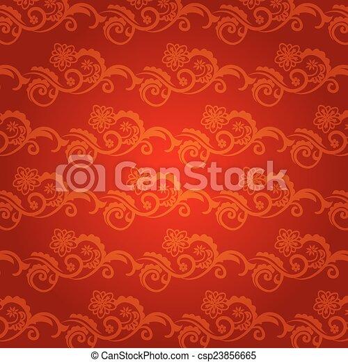 新しい, 中国語, 背景, 年 - csp23856665