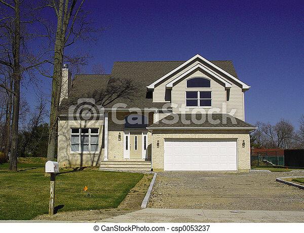 新しい 家 - csp0053237