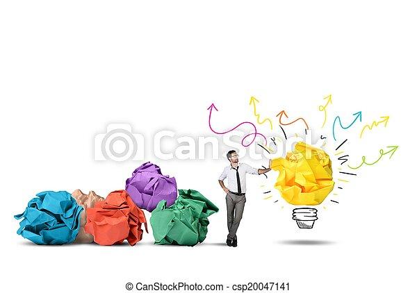 新しい 考え - csp20047141