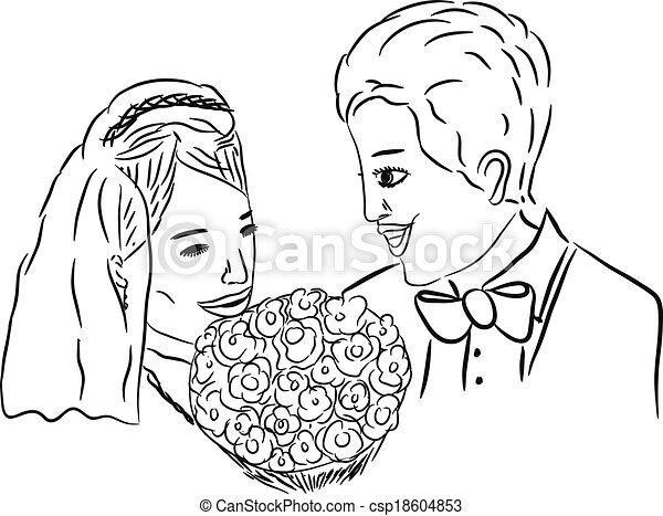 新婚者 - csp18604853