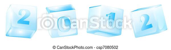 新年, 2012 - csp7080502