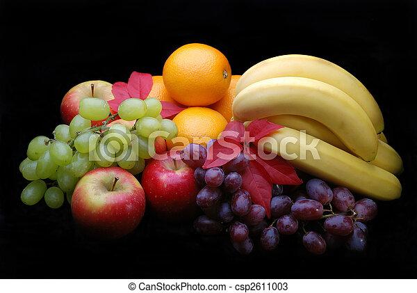 新鮮な果物 - csp2611003