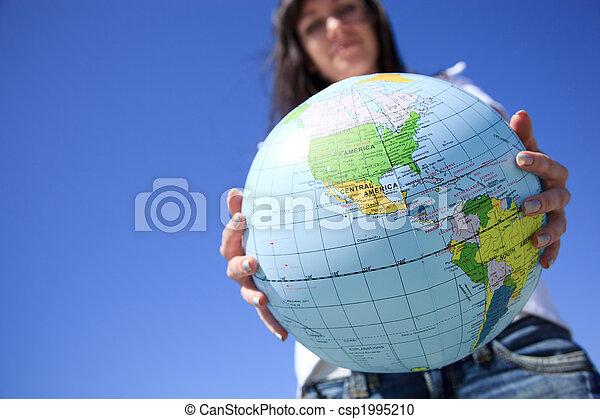旅行, 世界的である - csp1995210