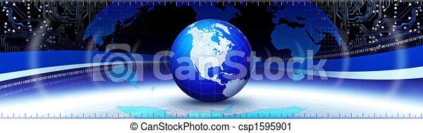 旗, ビジネス - csp1595901