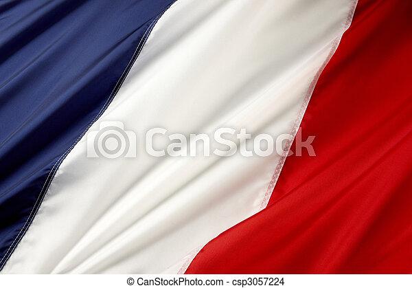 旗, フランス - csp3057224