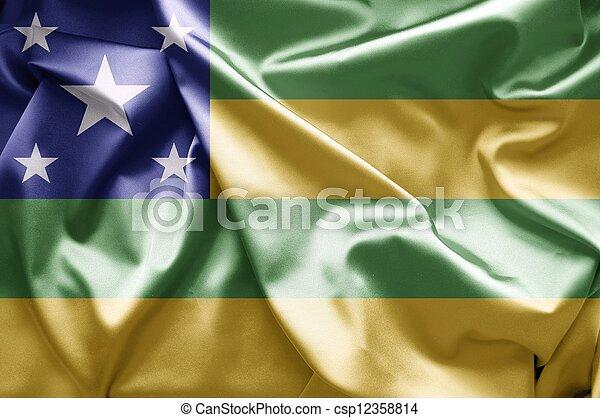 旗, sergipe - csp12358814