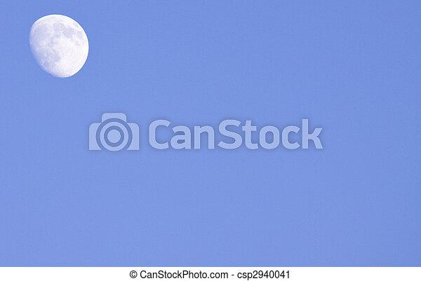 日光, 月 - csp2940041