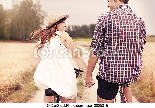 日期, 浪漫 - csp13005315