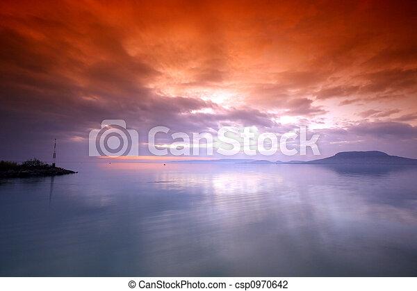 日落 - csp0970642