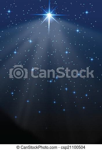 星, 背景 - csp21100504