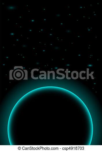 星 背景 暗い  惑星 黒い背景 星  canstock