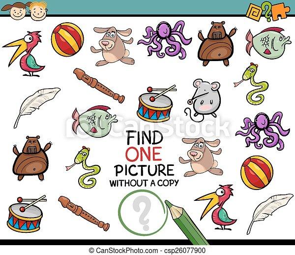 映像, 単一, ゲーム, 漫画, ファインド - csp26077900