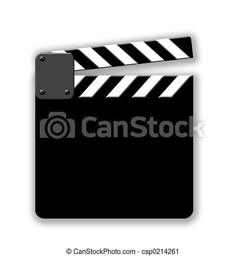 映画, 切口 - csp0214261