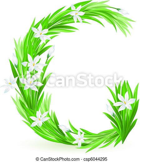 春の花, 手紙, 1(人・つ) - csp6044295