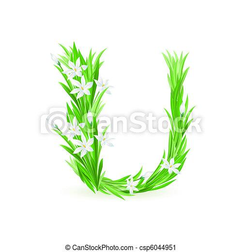 春の花, 手紙, 1(人・つ) - csp6044951