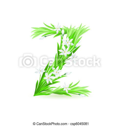 春の花, 手紙, 1(人・つ) - csp6045081