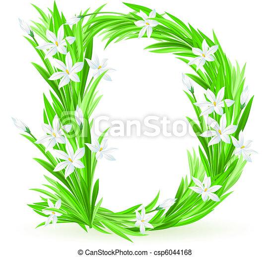 春の花, 手紙, 1(人・つ) - csp6044168