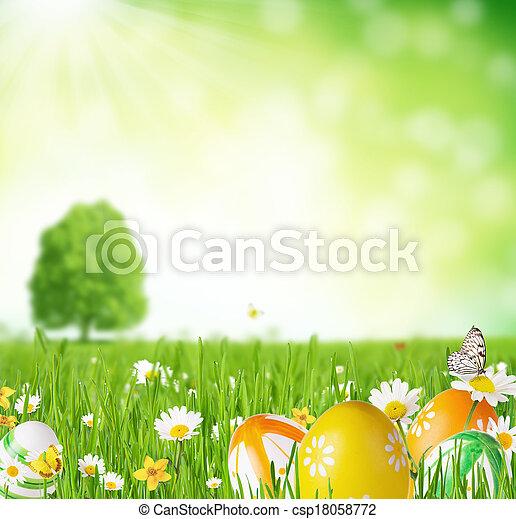 春 - csp18058772
