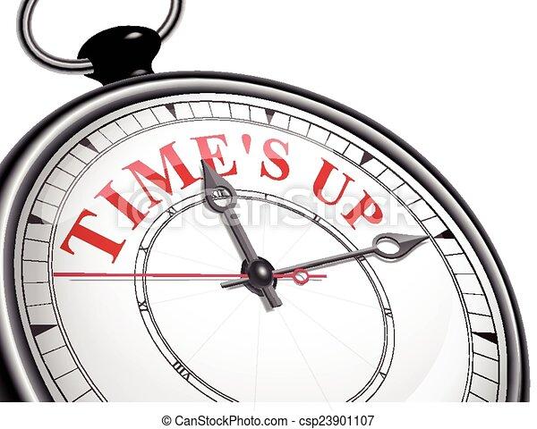 時間, 概念, 向上, 鐘 - csp23901107