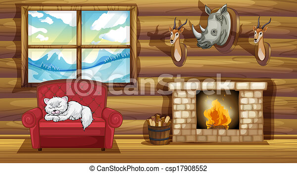 暮らし 頭 詰められる 装飾 暖炉 部屋 暮らし 頭 詰められる イラスト 装飾 暖炉 部屋