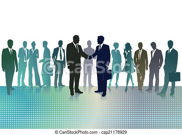 會議, 事務 - csp21178929
