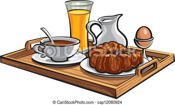 朝食, ホテル - csp12080924
