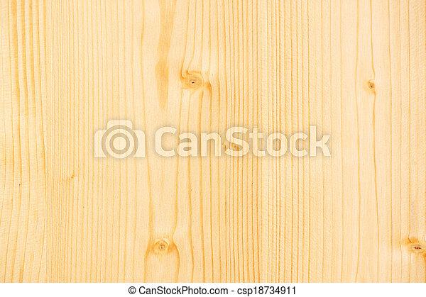 木製のボード - csp18734911