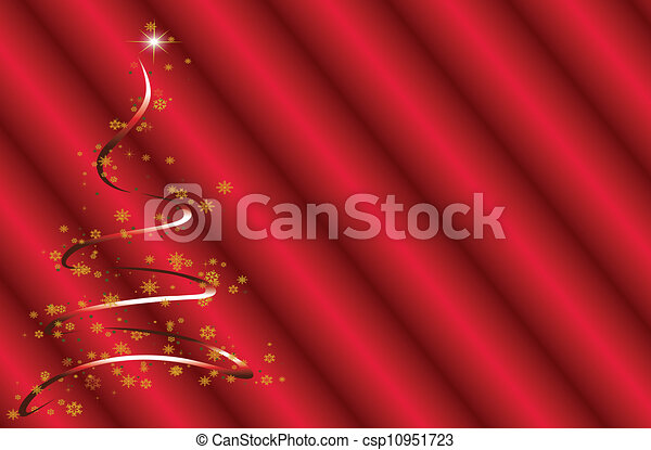木, クリスマス - csp10951723