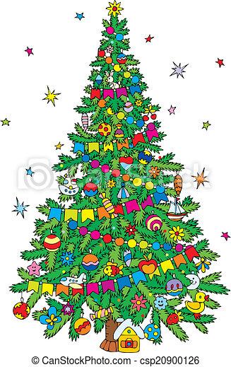 木, クリスマス - csp20900126