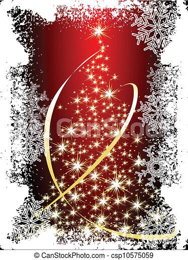 木, クリスマス - csp10575059