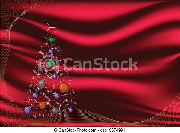 木, クリスマス - csp10574991